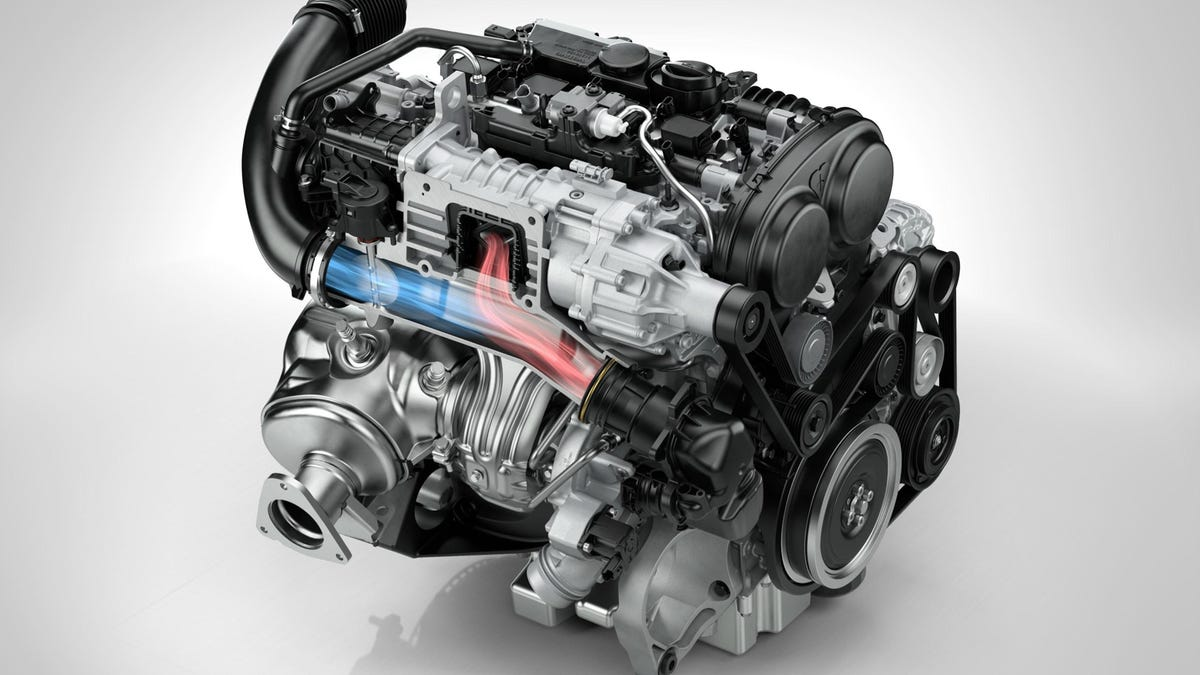 Volvos Supercharged Turbocharged Engine Makes You Forget About The T6 Volvo S70 T5 Diagram