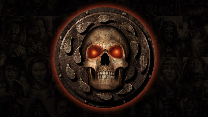 Illustration for article titled Baldur's Gate Website Lurches to Life, Is a New Game Rising?
