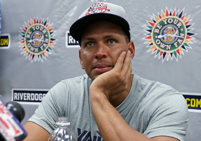 Illustration for article titled Alex Rodriguez Gets His Own Doctor To Say He's Not Injured [Update]
