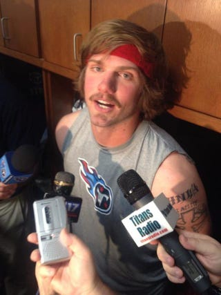 Illustration for article titled Zach Mettenberger Looks Ready, Titans Fans