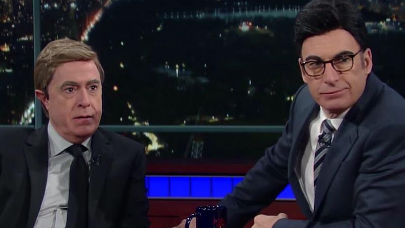 Screenshot: The Late Show/YouTube