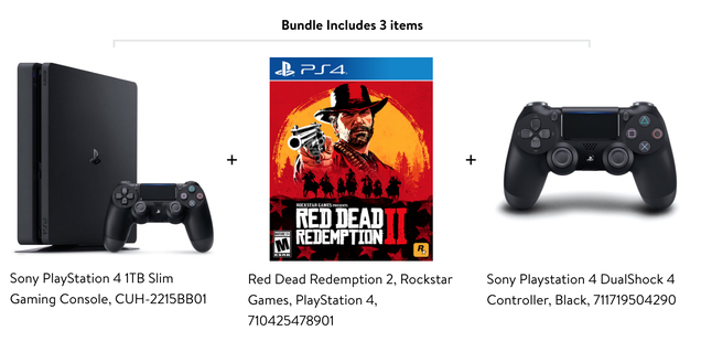 $199 For a PS4, Red Dead II, and a Bonus Controller Is the Best Deal of Cyber Monday