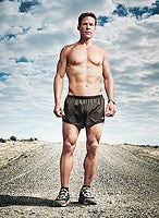 Illustration for article titled How to run 50 marathons in 50 days