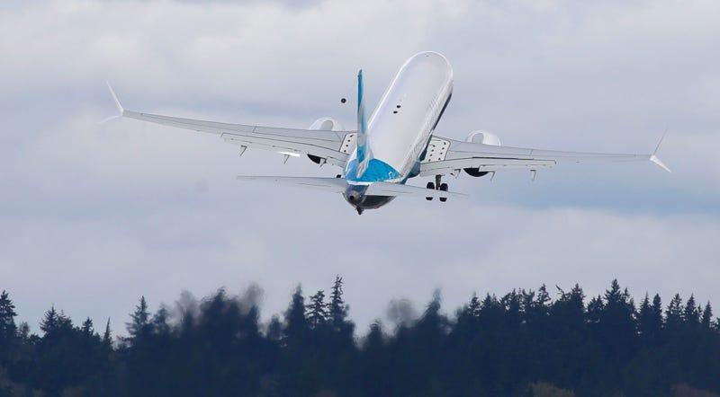 Boeing. AP
