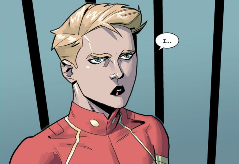 Illustration for article titled Civil War II Is Ruining Captain Marvel