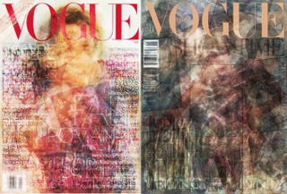 Illustration for article titled See Every 2010 Issue of Every Vogue All At Once