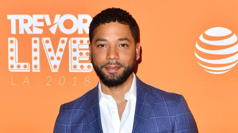 Illustration for article titled Jussie Smollett Gives First Interview Since Attack: 'I Want a Little Gay Boy to See That I Fought Fucking Back'