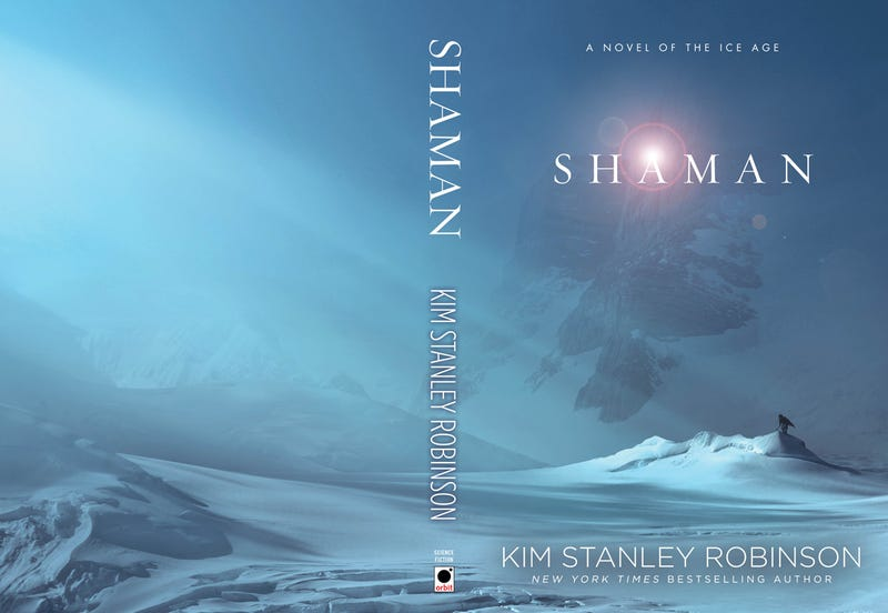 Illustration for article titled Kim Stanley Robinson's new novel takes us back to the Ice Age