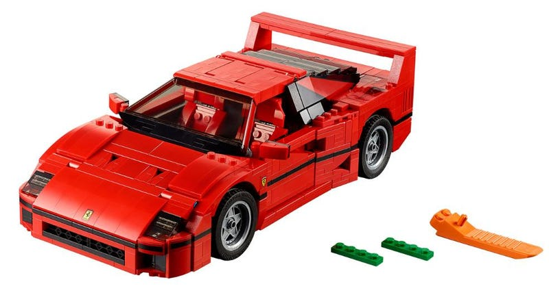 Illustration for article titled LEGO Advanced Models 10248 Ferrari F40: MY GOLLY THIS IS REALLY IT!!!!