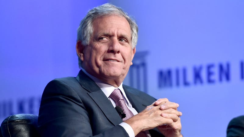 Illustration for article titled CBS Board Is Reportedly Negotiating Les Moonves' Exit