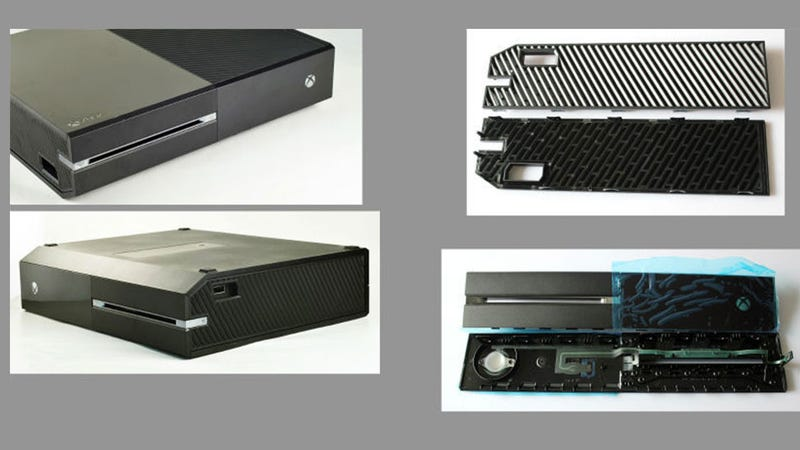 Illustration for article titled Build Your Own Xbox One (Case) With These Chinese Parts