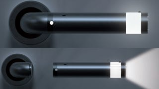 Illustration for article titled It's a Flashlight! It's a Doorknob! It's Both! It's Not Real...