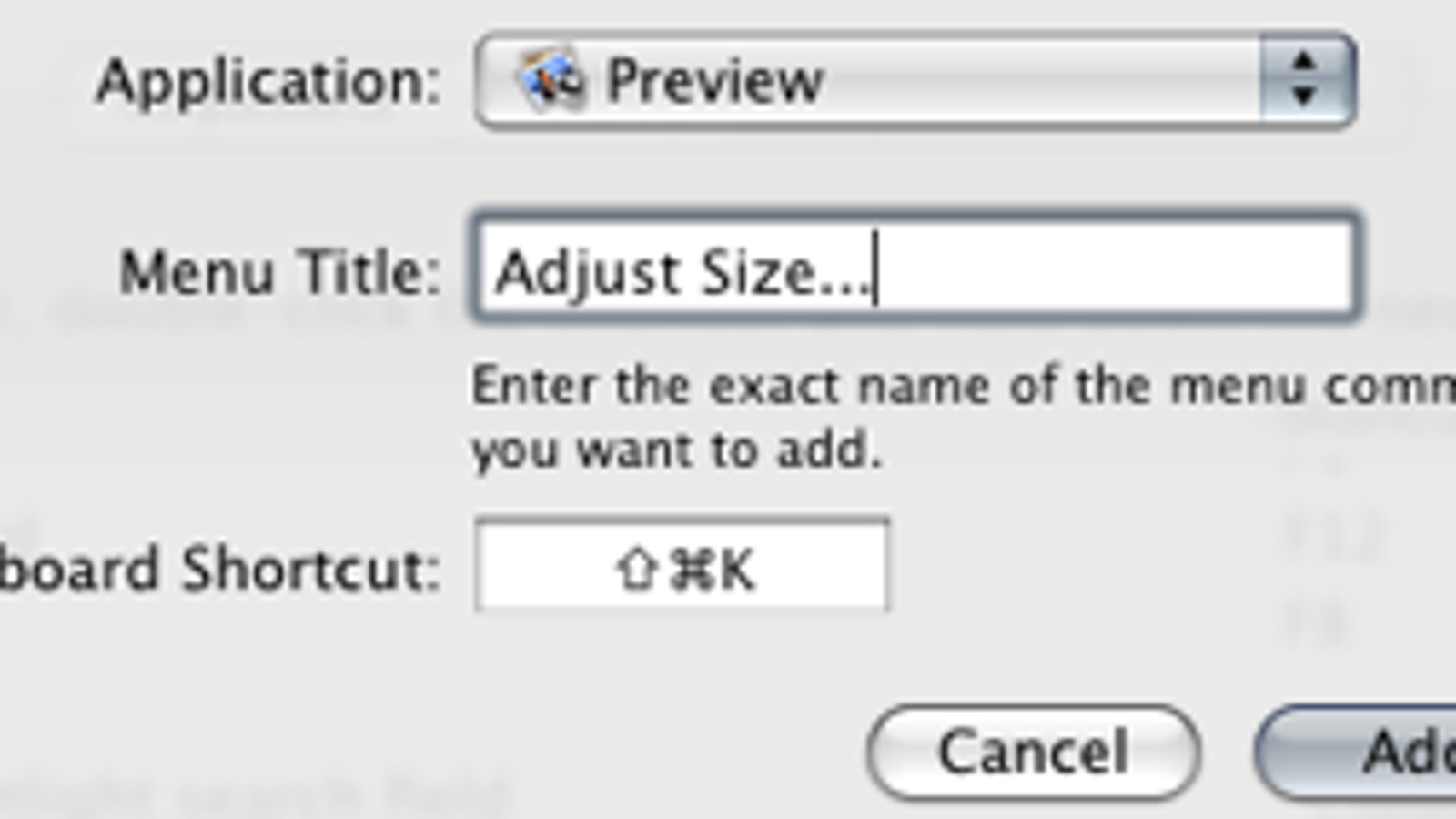 Create a Keyboard Shortcut for Any Menu Action in Any Program