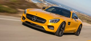 Illustration for article titled First Drive: Mercedes-AMG GT Isn't A 911 Fighter, It's More Than That