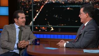 John Leguizamo, Stephen Colbert