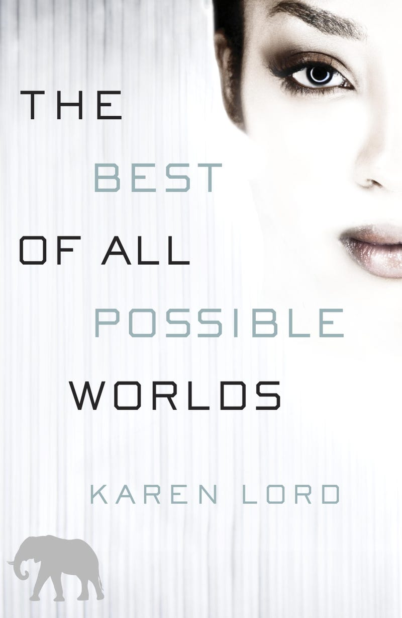 Illustration for article titled The io9 Book Club is in session! Let's talk about Karen Lord's The Best of All Possible Worlds.