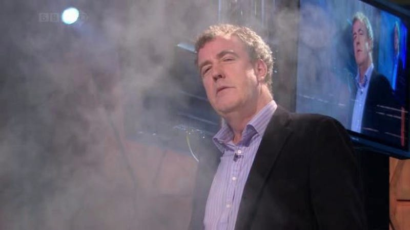 Illustration for article titled Jeremy Clarkson Is In America Making Fun Of Us, Find Him