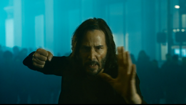 Everything We ve Seen in The Matrix: Resurrections  180,000 Teasers (So Far)