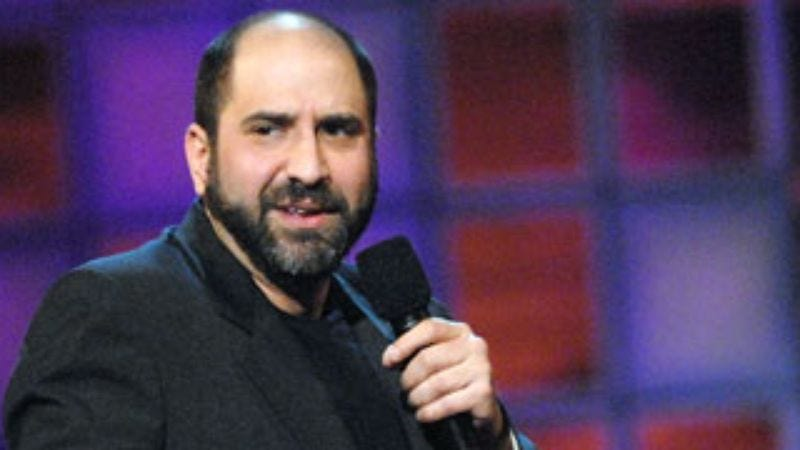 Illustration for article titled Random Rules: Dave Attell