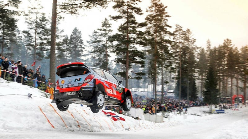 Illustration for article titled Fantasy WRC Preview: Regular Ordinary Swedish Rally Time