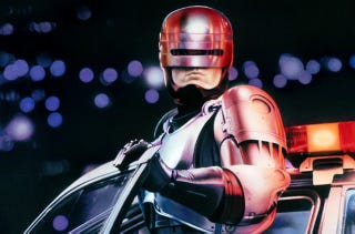 Illustration for article titled The Original Robocop Was A Christ Allegory