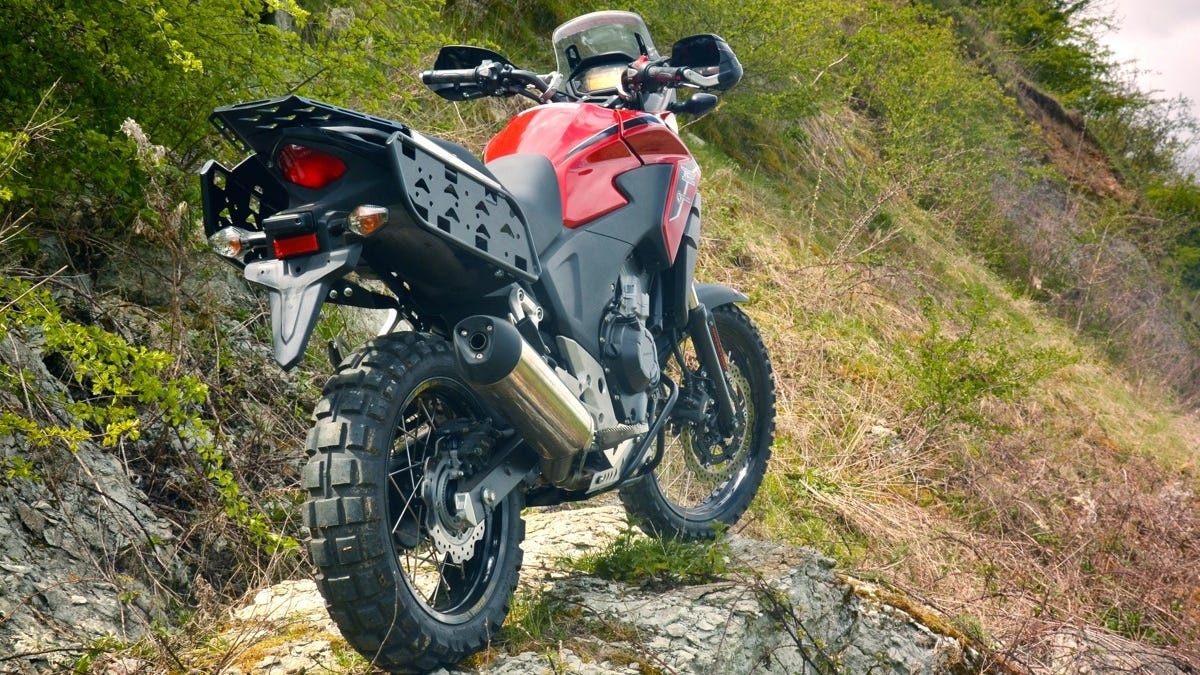 These Mods Turn The Honda CB500X Into The Adventure Bike We Want