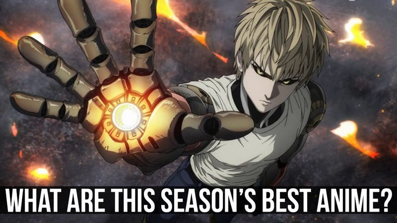 Poll: The Best Anime of Fall 2015
