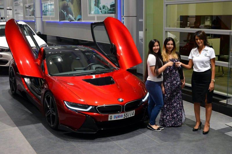 Photos Via BMW Abu Dhabi