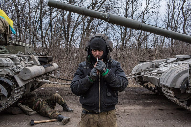 Illustration for article titled Indiánok a Donbasszban – ez egy rohadt jó riport a keletukrán háborúról