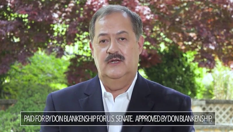 Illustration for article titled New Don Blankenship Campaign Ad Touts Jobs Created In Wake Of Upper Big Branch Mining Disaster