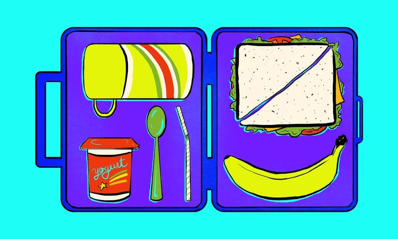 Illustration for article titled How to Pack a Healthy Lunchbox for Your Kids