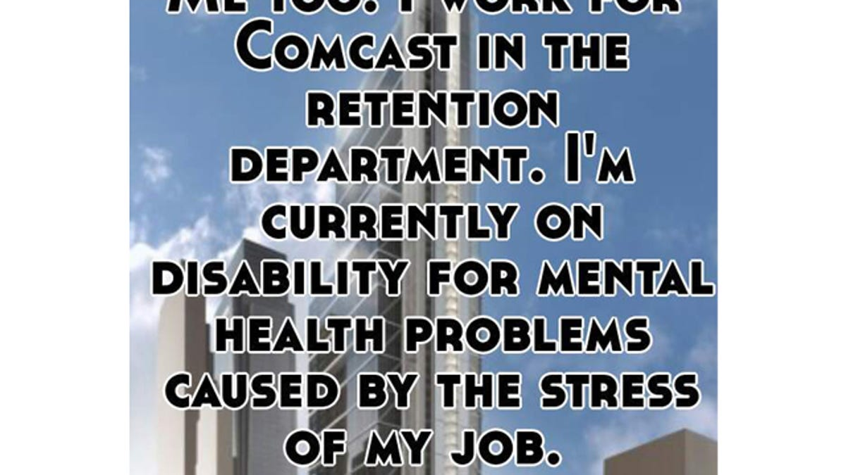 Comcast Employees Spill How Hellish Life Is on Their End of