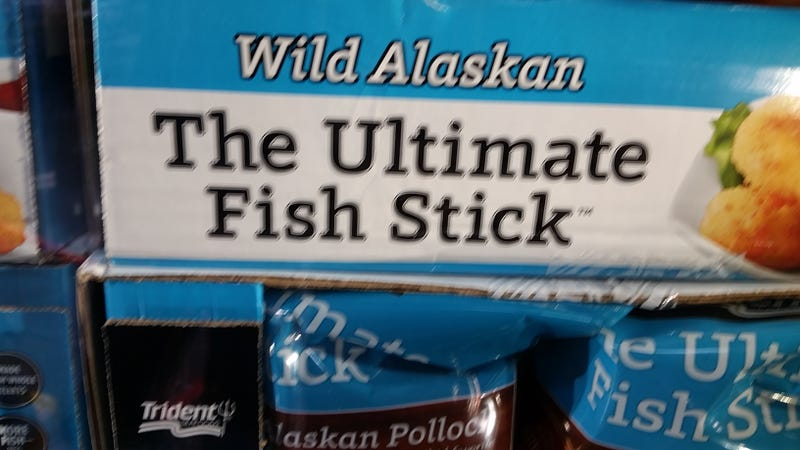 Illustration for article titled Your fish stick is inferior