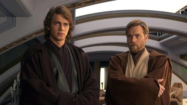 The Star Wars Prequels Hid Quite a Few Famous Actors