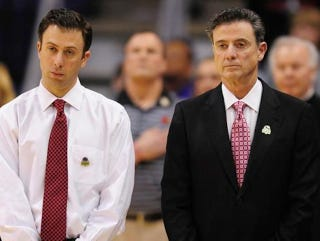 Illustration for article titled Rick Pitino's Son To Take Over For Isiah Thomas At FIU