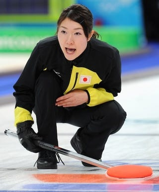 Illustration for article titled Is Curling The Sexiest Olympic Sport?