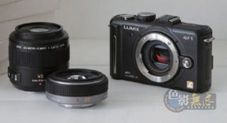 Illustration for article titled Cool Panasonic Lumix GF1 4/3 May End Up Being My Next Camera