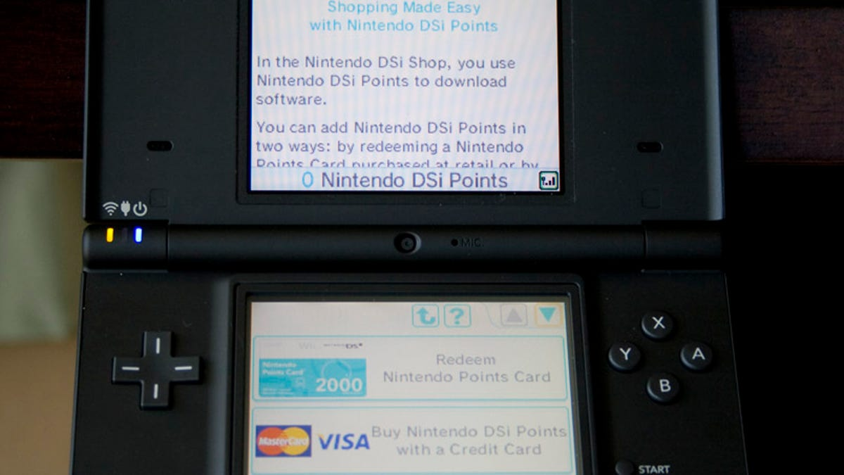 Nintendo DSi Review
