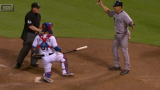 Mark Teixeira Yelled At A Coach And Beat Up A Trash Can