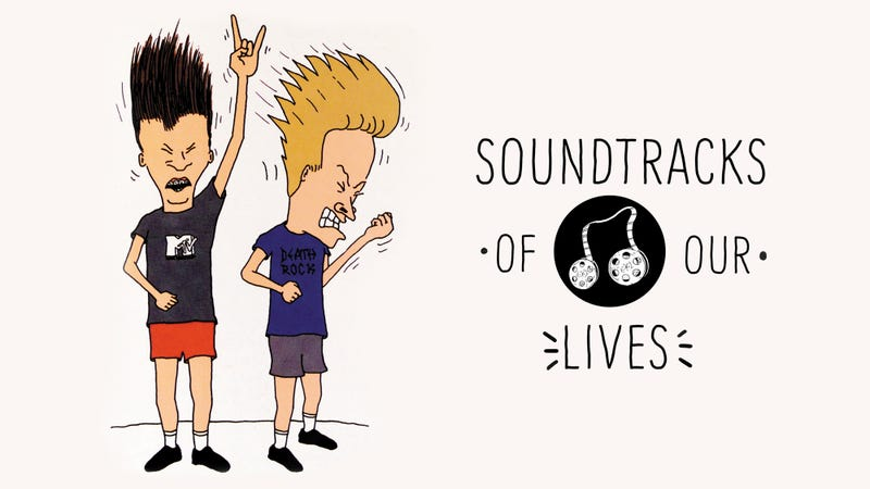Graphic: The Beavis And Butt-Head Experience album art. Image: Nick Wanserski.