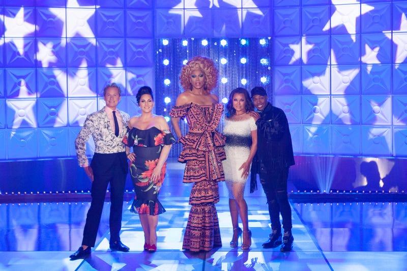 Screenshot: RuPaul's Drag Race All Stars