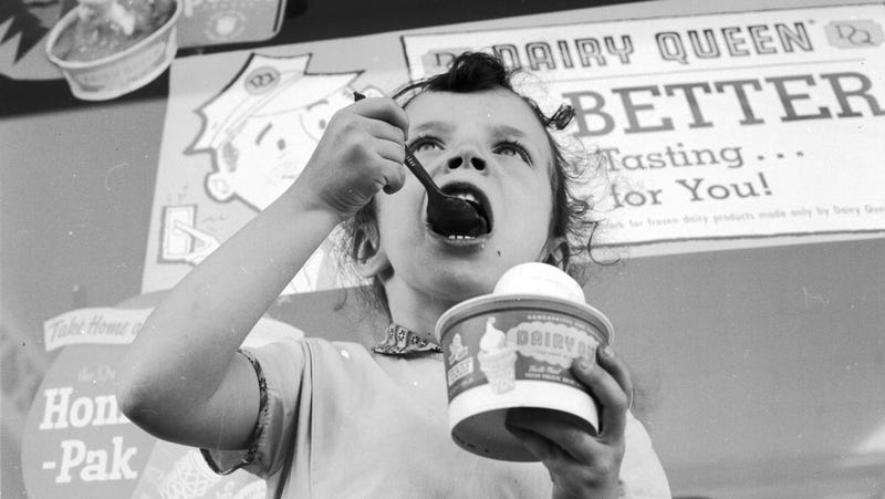 Illustration for article titled How Dairy Queen conquered America in one fell scoop