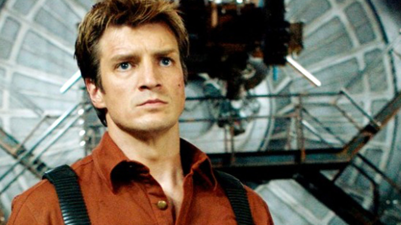 Illustration for article titled Nathan Fillion Is Totally Fine With Just One Season of Firefly