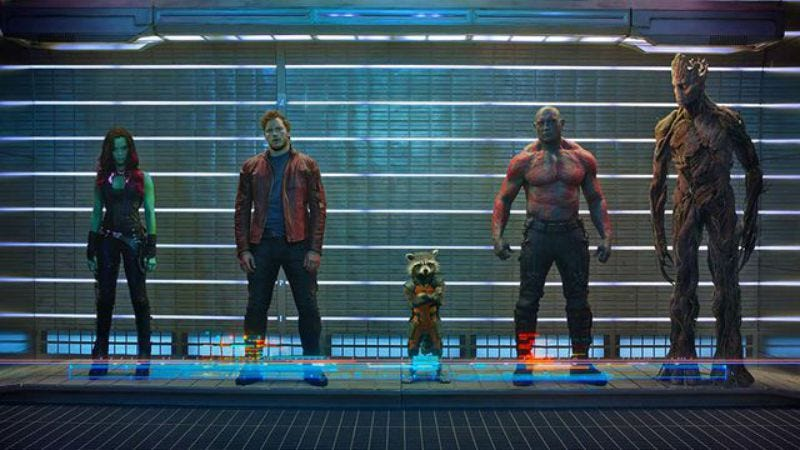 Illustration for article titled James Gunn will write and direct Guardians Of The Galaxy 2
