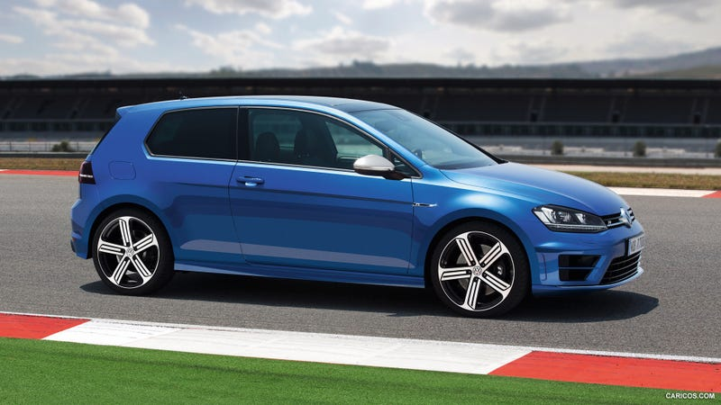 Illustration for article titled Volkswagen Announces Pre-Order Details For New Golf R Hatchback