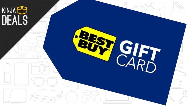 Buy a Best Buy Gift Card, Get a Bonus eBay Gift Card For Free