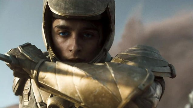 Breaking Down the Sandworm Riding and Space-Folding in Dune s New Trailer