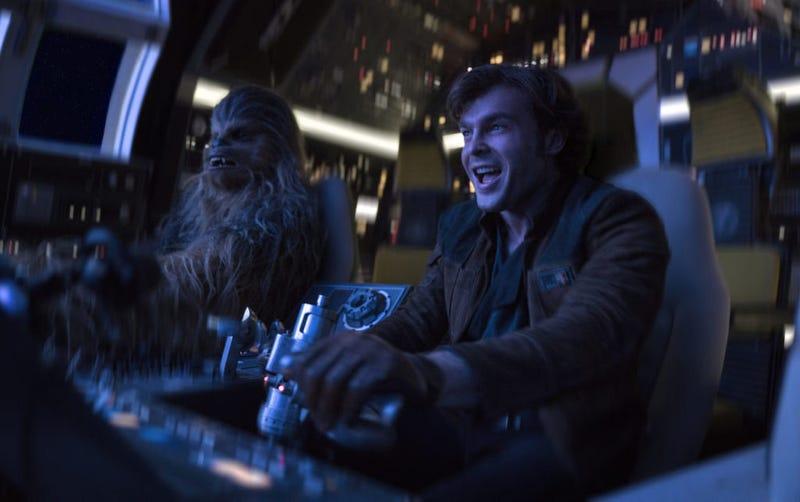Illustration for article titled Lucasfilm explica exactamente cuándo se desarrolla Soloen el universo de Star Wars