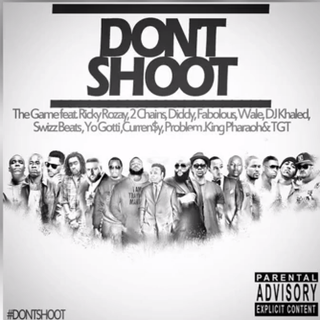"""Don't Shoot' cover artYouTube screenshot"