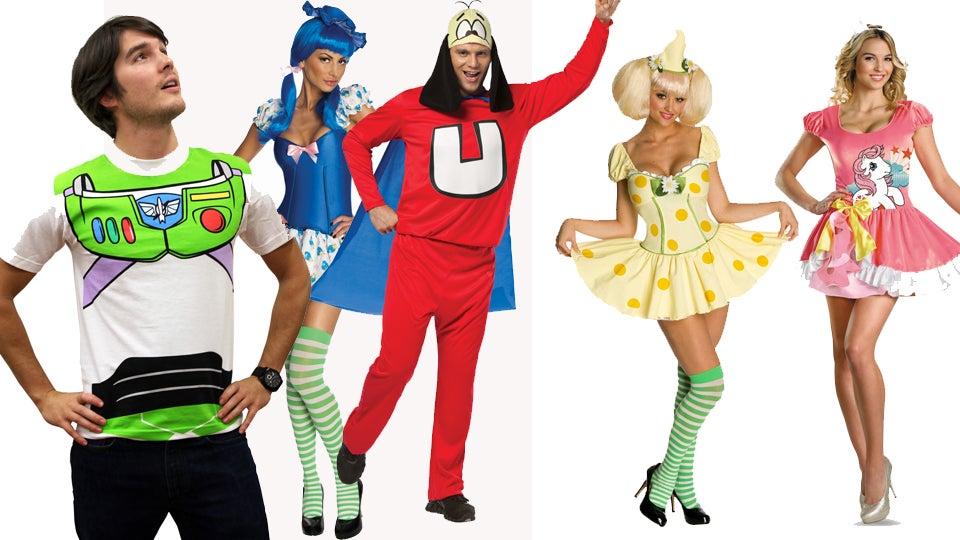 sc 1 st  io9 - Gizmodo & Sluttiest and Weirdest Store-Bought Halloween Costumes for 2012